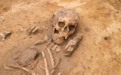 Få kulturarven hjem i stuen: live streamet foredrag om mystiske gravpladser