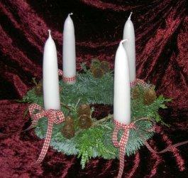 23. december – Adventskrans og Julekalender