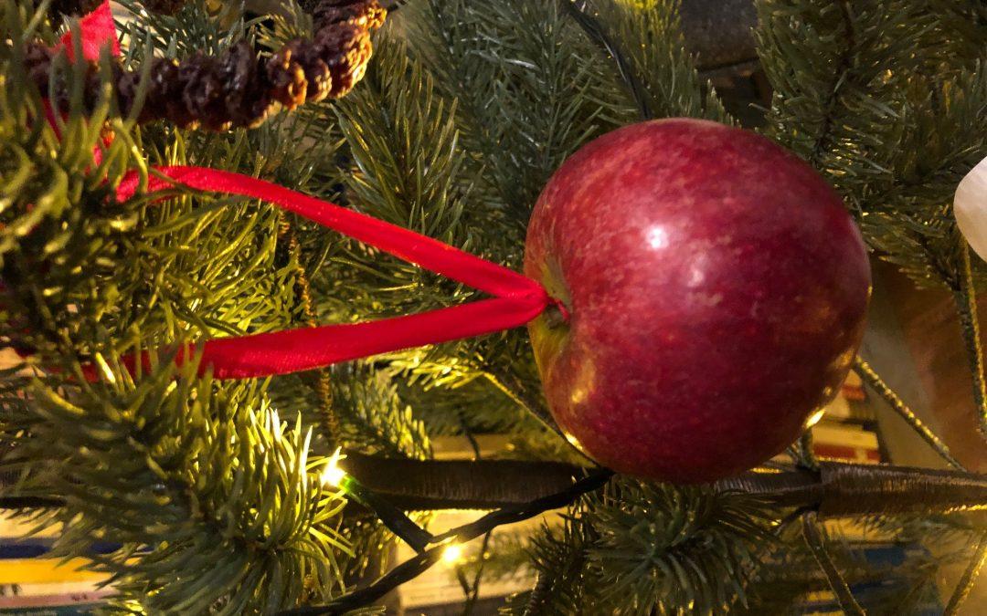 17. december – Spiselig julepynt