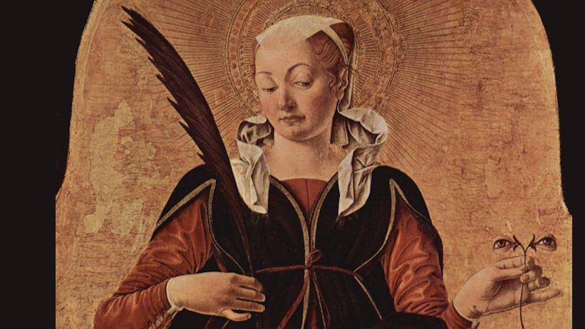 13. december – Santa Lucia