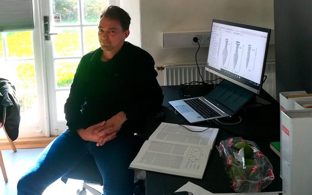 Jens skal afdække de tidligste magtstrukturer i Danmark