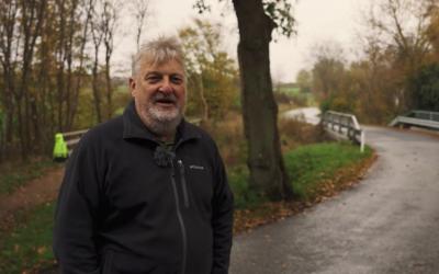 Broen over Græse Å giver os et hint om fortidens Frederikssund – men kun et hint