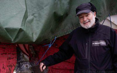 Sejlede verden rundt som skibsdreng: Nu arbejder Hans-Ole med veteranskibet Sommerflid i Frederikssund