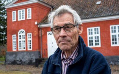Frivillig med mekanik i blodet: Hans-Jørgen undersøger historiske tårnure for museerne