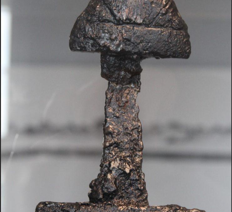 Sværd fra Frankerriget var luksusvare hos de nordiske vikinger